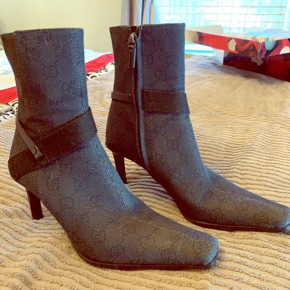 Gucci Shoes - Authentic Gucci ankle boots size 6
